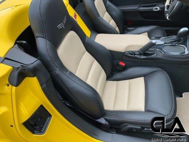 Image 6 Coche Americano usado Chevrolet Corvette 2010