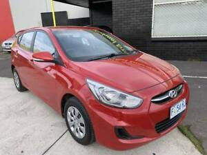 HYUNDAI ACCENT 2016 AUTO HATCHBACK Moonah Glenorchy Area Preview