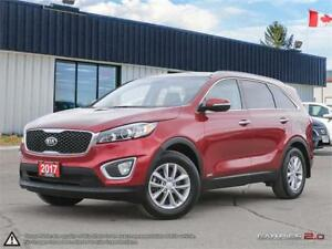 2017 Kia Sorento LX,ECO+SPORT MODES,B.TOOTH,HEATED SEATS