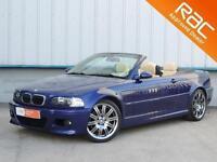 2006 BMW 3 SERIES M3 CONVERTIBLE (INDIVIDUAL EDITION) CONVERTIBLE PETROL