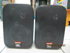 Classic JBL Model Control 2,4G Wireless Speaker System Like New!
