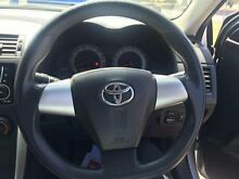 2013 Toyota Corolla ZRE152R MY11 Ascent Shimmer 6 Speed Manual Sedan Wy Yung East Gippsland Preview