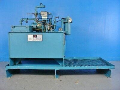 1hp 300psi Knox Norton Hydraulic Power Supply W Vickers V10