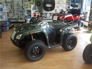 2015 Arctic Cat 400 Spring Clearance