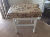 Dressing Table Stool BRAND NEW