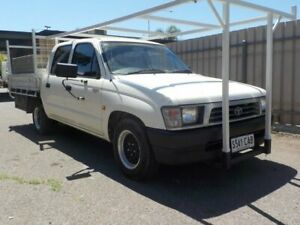 2001 Toyota Hilux RZN149R 4x2 4 Speed Automatic Utility Broadview Port Adelaide Area Preview