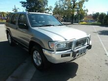 1999 Nissan Pathfinder ST (4x4) Salt Lake Silver 4 Speed Automatic 4x4 Wagon Alberton Port Adelaide Area Preview