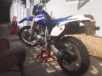 Yamaha TTR600 re