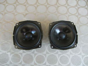 New Goldwing Front Speakers