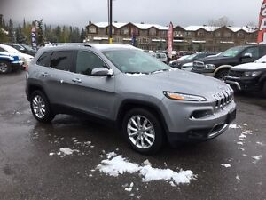 2015 Jeep Cherokee Limited  - Low Mileage -