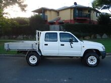 2003 Toyota Hilux VZN167R HILUX White 5 Speed Manual Utility Chermside Brisbane North East Preview