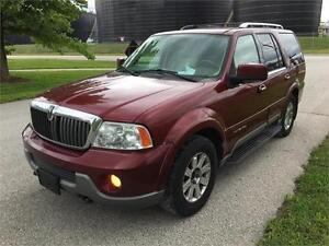 2004/Lincoln Navigator All Option Sold As -Is $1500+hst