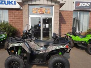 Clearance Princing 2016 Arctic Cat Alterra 550 XT ONLY $48