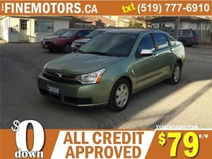 2008 Ford Focus SE London Ontario image 4