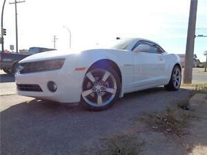 2010 Chev Camaro 1LT - 2 AVAILABLE! - WHITE & BLACK! - TNTPA.CA