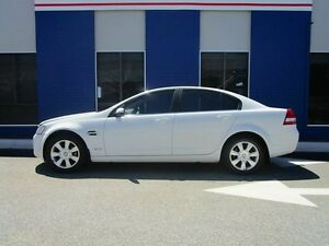 2009 Holden Berlina VE MY09.5 White 4 Speed Automatic Sedan Welshpool Canning Area Preview
