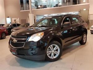 2015 Chevrolet Equinox LS-AUTO-BLUETOOTH-FACTORY WARR-ONLY 89KM