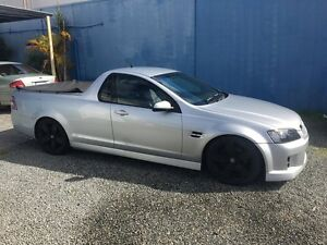 2008 Holden Commodore VE SSV Silver 6 Speed Manual Utility