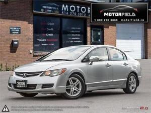 2006 Acura CSX Premium Package *Leather, Sunroof, Certified*