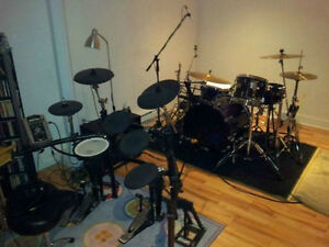 DRUM LESSONS - STUDY AND HAVE FUN WITH A PRO + 15 YEARS TEACHING Gatineau Ottawa / Gatineau Area image 2
