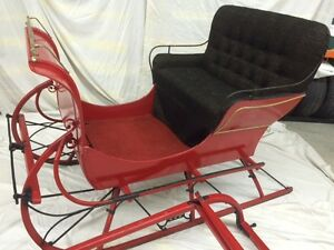Antique sleigh for sale