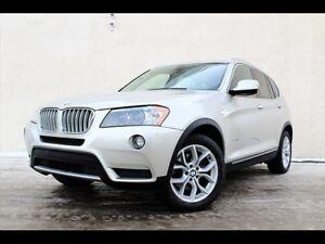 2014 BMW X3 $245/BW | 28i | AWD
