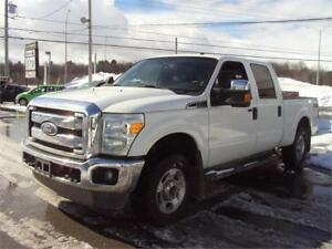 2015 Ford Super Duty F-250 SRW XLT FX4