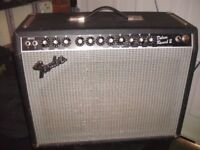 FENDER DELUXE REVERB 2 1982 HANDWIRED POINT TO POINT