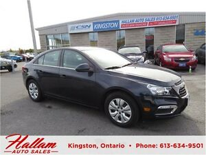 2016 Chevrolet Cruze Limited LT, Low kms, Guaranteed Financing