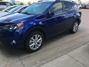 2015 Toyota Limited SUV, Crossover $399/Month Tax INCLUDED!!!!!!
