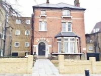 Beautiful and bright double bedsit apartment in Carleton Road, Camden, N7