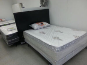 MATELAS KING orthopedic /TOP QUALITÉ /TAXES INCLUSES 400$