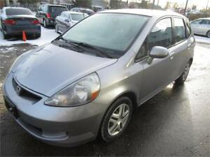 2008 Honda Fit LX, 1 owner! well maintained!