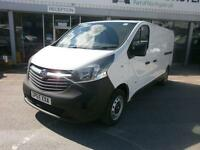 Vauxhall Vivaro 2900 1.6Cdti LWB 115Ps H1 Van DIESEL MANUAL WHITE (2015)