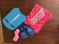 Pre – owned Swimming Aids