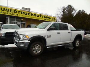 2014 Ram 2500 4x4 @ usedtrucksotttawa.ca We Finance Everyone !!