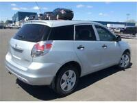 TOYOTA MATRIX 2005 MANUELLE CLIMATISEE PROPRE
