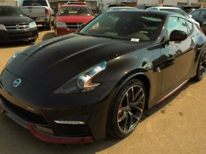 2018 Nissan 370Z NISMO 2dr Rear-wheel Drive Coupe