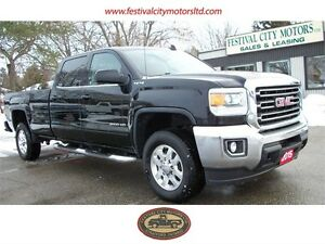 2015 GMC Sierra 2500HD SLE 4x4 | CERTIFIED