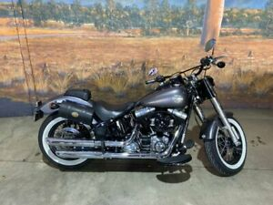 2015 Harley-Davidson FLS Softail Slim Brunswick Moreland Area Preview