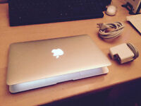 "MacBook air 11"" i5 4GB 128 ssd 2013 pack office"
