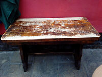 Oak Refectory Table(s) (4 Available)