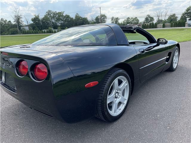 1999 Black Chevrolet Corvette Coupe  | C5 Corvette Photo 10
