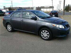 2010 Toyota Corolla SUPER RELIABLE CAR, WE DO FINANCING TOO!