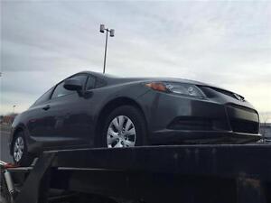 2012 Honda Civic Coupé LX- FULL - AUTOMATIQUE