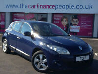 Renault Megane 1.6VVT Dynamique ** GOOD/BAD CREDIT CAR FINANCE *** FROM £18 P/WK