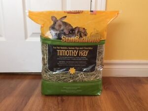 Timothy hay for small pets