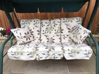 3 Seater Hammock cushion set