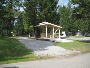 Radium Valley Recreation Resort - Trailer Site