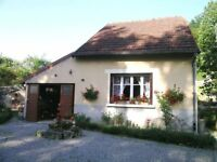 French Holiday Cottage (Book for 2018 at 2017 Price)